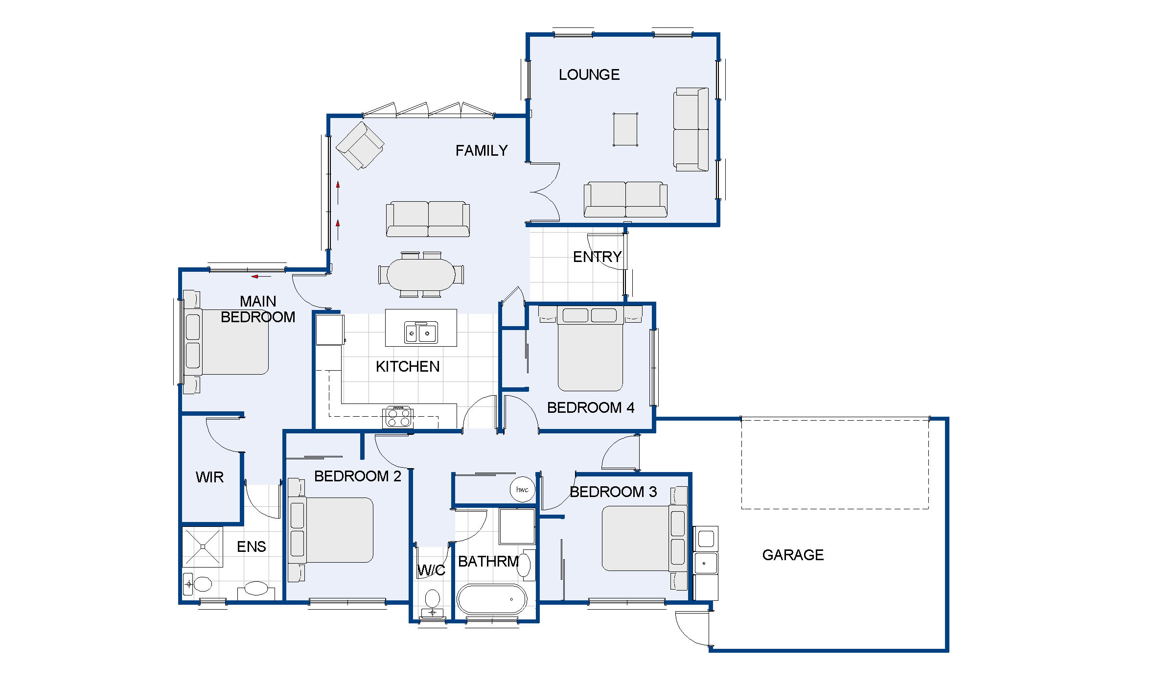 Piha new house plan and design urban house plans manawatu for New urbanism house plans