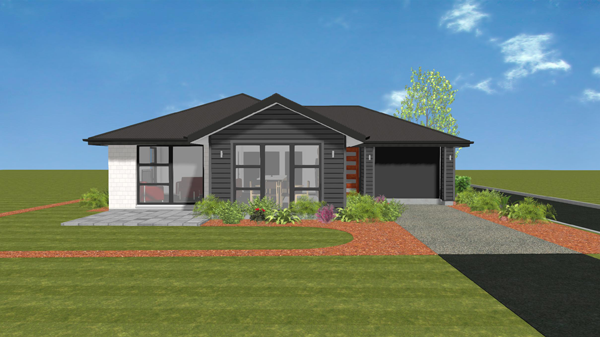 Small urban home designs houzz review for Small urban house plans