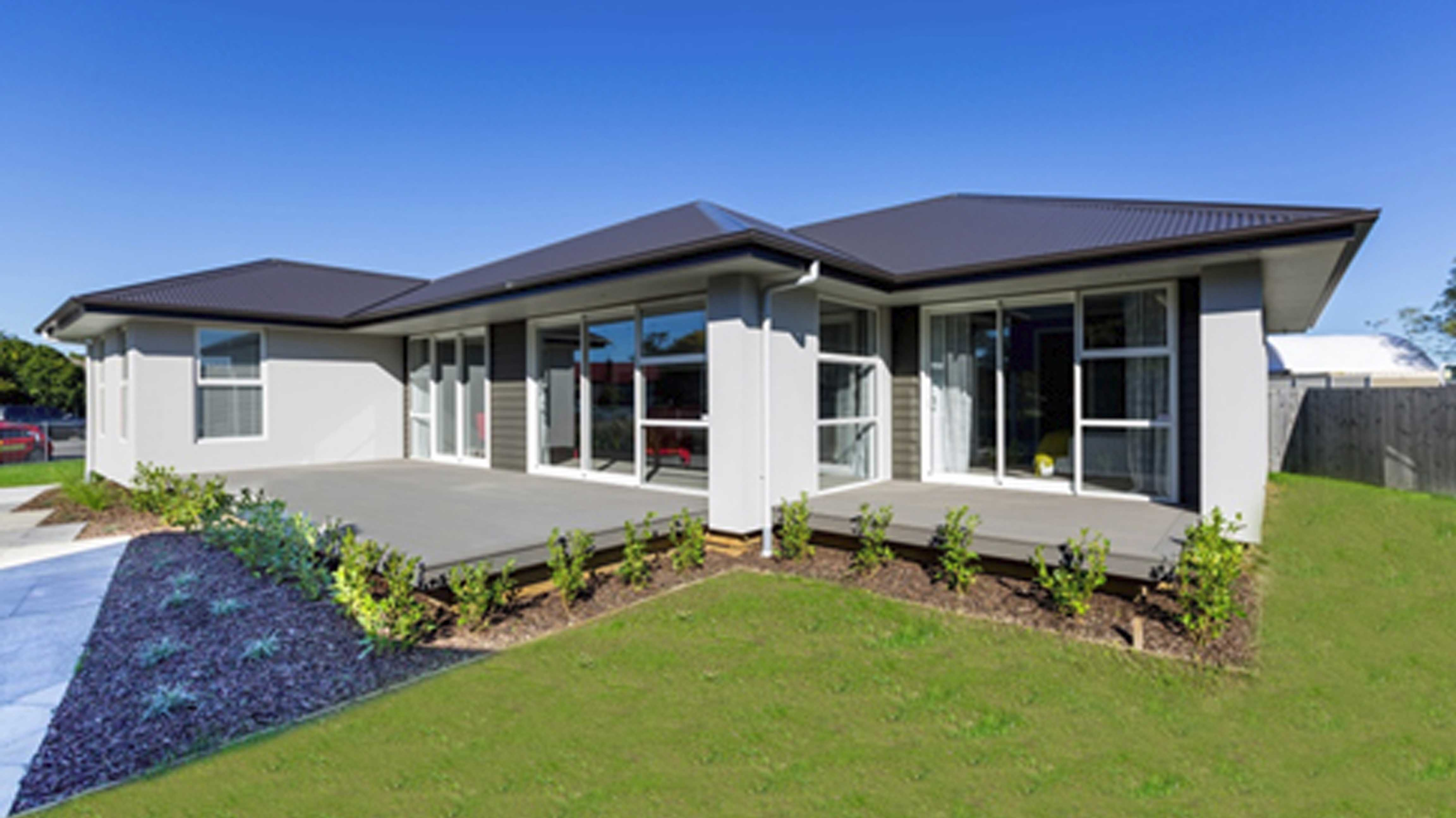 Wood Robson Homes Show Home - Palmerston North